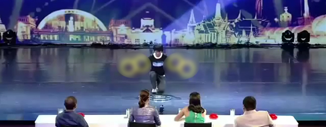 旅遊趣事, 表現雜技, Thailand's Got Talent s 4 4D EP5   เก่ง Juggling