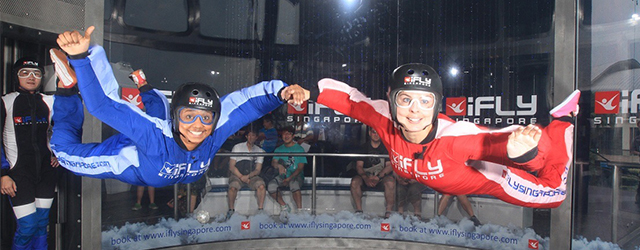 新加坡自由行攻略, 新加坡自由行遊記, 新加坡blog, MegaZip Adventure Park, iFly Singapore, The Flying Trapeze,MegaZip,ClimbMax