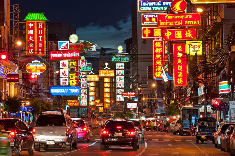 Yaowarat Road (China Town)