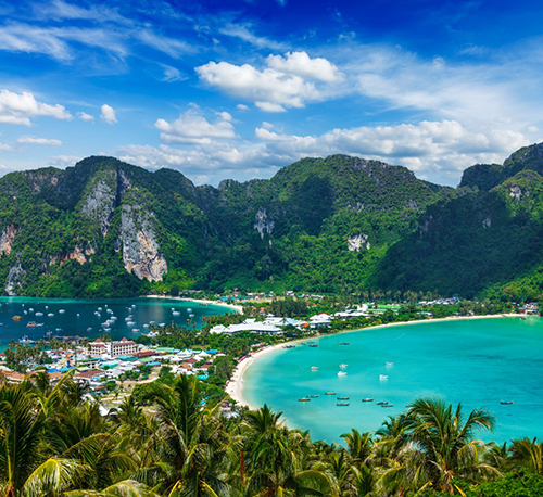 披披群島Phi Phi Islands