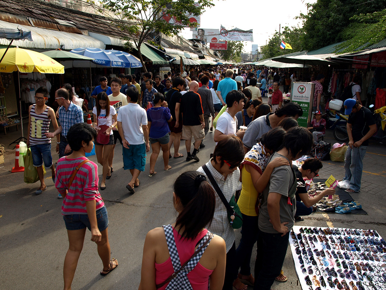 翟道翟市場 Chatuchak Weekend Market