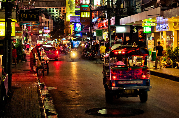 Sukhumvit and Nana Night Market