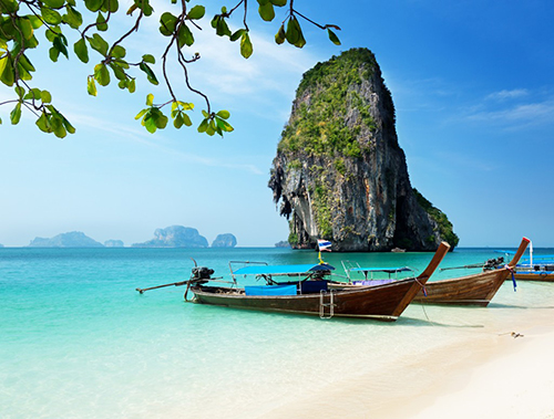 萊莉海灘Railay Beach