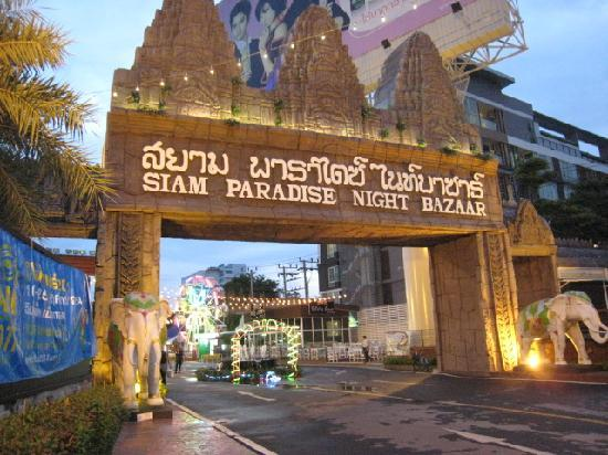 Siam Paradise Night Bazaar
