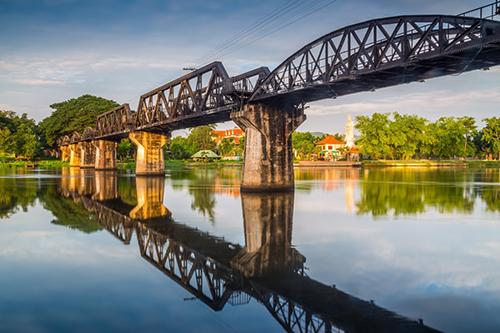 桂河大橋Bridge on the River Kwai