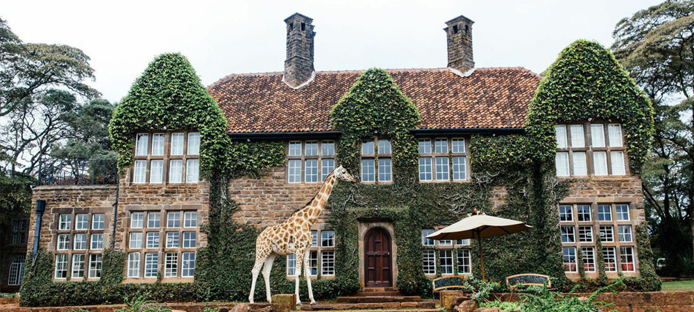 Giraffe Manor,肯尼亞